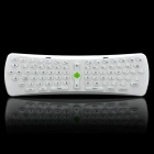 2.4GHz Wireless Mouse Keyboard w/ USB Receiver - White (3 x AAA)