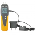 "1.5"" LCD Digital Wood Timber Moisture Meter Tester (2 x AAA)"
