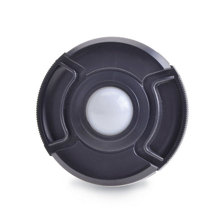 67mm Camera White Balance Lens Cap Cover - Black + White 800g electronic balance measuring scale with different units counting balance and weight balance