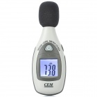 "DT-85A 1.5"" LCD Mini Noisemeter / Sound Level Meter (40~130dB)"