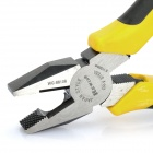 "Rewin Professional 6"" Wire Pliers - Yellow + Black"