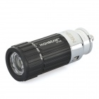 Car Cigarette Lighter Socket Rechargeable 0.5W 30-Lumen Mini LED Flashlight - Black (DC 12V)