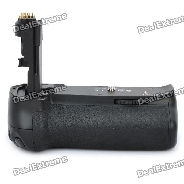 BG-E9 Vertical External Battery Grip for Canon EOS 60D 1pcs lot battery holder box case 3x aa 4 5v with switch