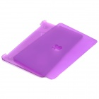 "Simple Design Frosted Protective PC Case for MacBook Air 11"" - Purple"