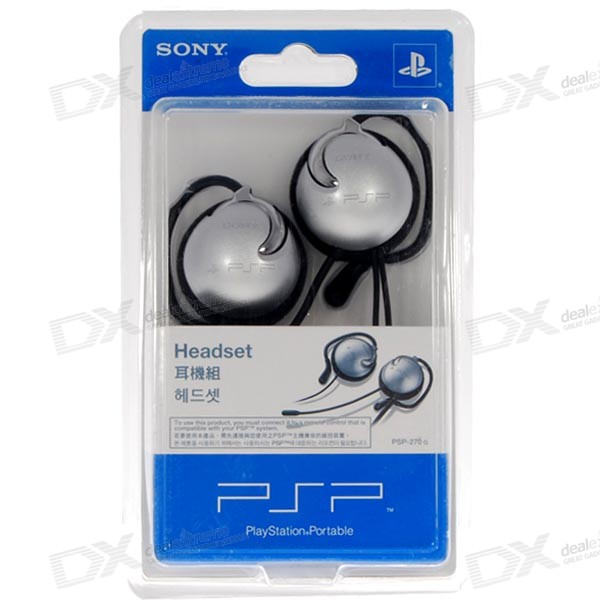 Genuine Sony Headset for PSP 2000