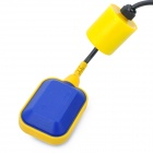 Float Switch Liquid Fluid Water Level Controller Sensor - Yellow + Blue