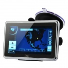 "4.3"" Resistive Screen Win CE 6.0 GPS Navigator w/ FM Transmitter / 4GB USA Map TF / Built-in 4GB"