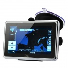 "4.3"" Resistive Screen Win CE 6.0 GPS Navigator w/ FM Transmitter / 4GB Europe Map TF / Built-in 4GB"