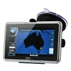 "4.3"" Resistive Screen Win CE 6.0 GPS Navigator w/ FM Transmitter / 4GB Australia Map / Built-in 4GB"