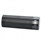 Portable Bluetooth V2.1 Music Speaker - Black