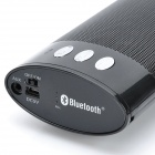 Portable Bluetooth V4.1 Music Speaker - Black