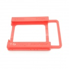 "2.5"" HDD to 3.5"" HDD Mounting Adapter Bracket Dock - Red"