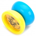 Plastic YO-YO Toy - Yellow + Blue