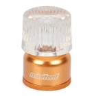 Mini Compact Camping 45-Lumen White LED Light - Copper (2xCR2032)