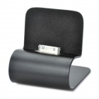 USB Charging Docking Station for iPhone 4 / 4S - Black