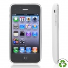 "Refurbished IPHONE 3GS iOS 6.0 WCDMA Smart Phone w/3.5"" Capacitive Wi-Fi and GPS - White (16GB)"