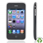 "Refurbished Iphone 3gs iOS 6.0 WCDMA Smart Phone w/3.5"" Capacitive Wi-Fi and GPS - Black (16GB)"