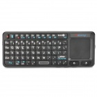 Mini Wireless Bluetooth V2.0 Keyboard Mouse Presenter Combo w/ Mini Receiver