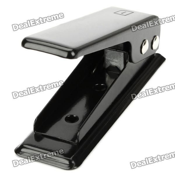 Micro SIM Card Cutter - Black