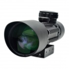 Impermeável 3 ~ Rifle Scope 10x Zoom com lanterna - preto