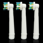 Replacement Electric Toothbrush Heads (3-Piece Pack)