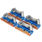 Gillette Fusion Replacement 5-Blade Razor Cartridges (4-Piece Pack)