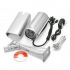 Outdoor Waterproof 1.0MP CMOS Network Surveillance Camera w/ 3-LED IR Night Vision
