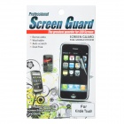 Protective Screen Protector Guard Film with Cleaning Cloth for Kindle Touch