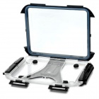 Genuine Aryca Protective Waterproof Case Stand Holder for Ipad / Ipad 2 /New Ipad - Black