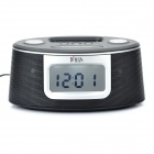 "BiJELA HL2281 2.8"" LCD Music Speaker for iPhone / iPod - Black"