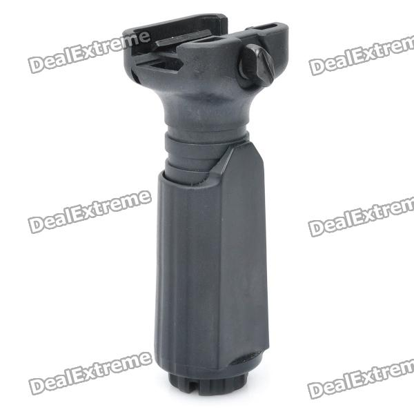 DD Type Hard Rubber Pistol Grip for M4 / M16 - Black
