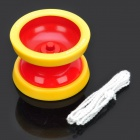AODA Plastic YO-YO Toy - Yellow + Red