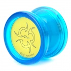 Plastic YO-YO Toy - Blue + Yellow