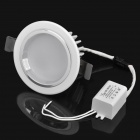 3W 6200K 100-Lumen White LED Light Ceiling Down Lamp w/ Driver (220V)