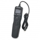 "Genuine HONGDAK RM-UC1 1.2"" LCD Wired Remote Control Camera Timer for Olympus E400 / E410 + More"