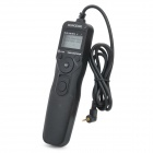 "Genuine HONGDAK DMW-RS1 1.2"" LCD Wired Remote Control Camera Timer for Panasonic DMC-FZ20 + More"
