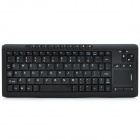 2,4 GHz Wireless-96-Key Tragbare Multimedia Keyboard (2 x AA)