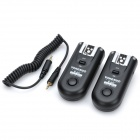FSK 2.4GHz Wireless Flash Trigger Transmitter Receiver Kit for Canon 60D + More
