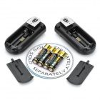 FSK 2.4GHz Wireless Flash Trigger Transmitter Receiver Kit for Canon 5DII + More