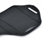 Sporty Armband for Samsung Galaxy Note i9220 - Black