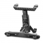 Car Seat Swivel Mount Holder for Motorola XOOM / XOOM 2 / ASUS TF101 / TF201 + More - Black