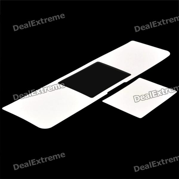 "Protective Palm Guard Trackpad Film Protector for Macbook Air White 13"" Notebook"