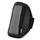Outdoor Sports Armband for Samsung Galaxy Nexus i9250 - Black