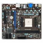 MSI A55M-P35 FM1 AMD A55 Micro ATX AMD Motherboard