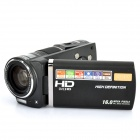 "DIGIPO HDV-S790 10.0MP CMOS Camcorder w/ 10X Optical Zoom / SD / HDMI - Black  (3.5"" TFT LCD)"