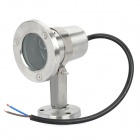 Waterproof 3W 6200K 100-Lumen 3-LED White Light Pool / Aquarium / Fountain Lamp (AC 220V)