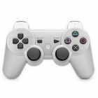 Designer's DualShock Bluetooth Wireless SIXAXIS Controller for PS3 - Silver