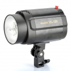 GODOX 120 Mini Pioneer 120WS Flash Studio Photography Light - Black (AC 220V / 3-Flat-Pin Plug)