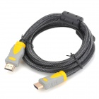 3D 1080P HDMI V1.4 Male to Male Shielded Connection Cable (1.4M-Length)