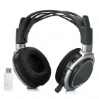 2.4GHz Digital Wireless Headset w/ Microphone / FM / Receiver